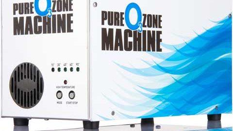 Čiščenje in dezinfekcija z ozonom