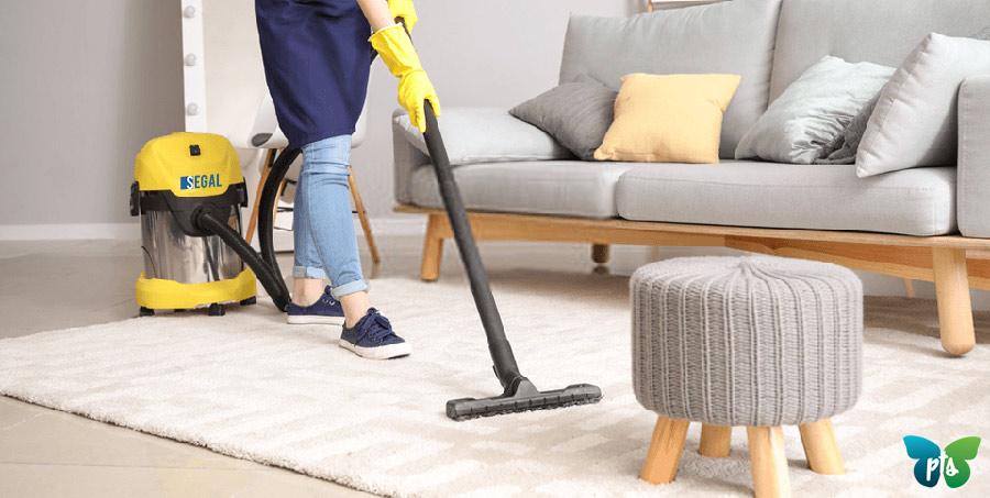 Čiščenje hiš in stanovanj
