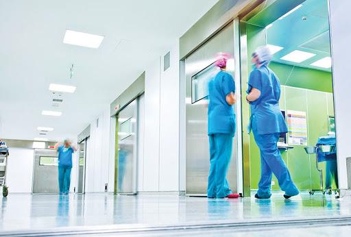 Čiščenje ambulant, zdravstvenih domov, ordinacij, laboratorijev